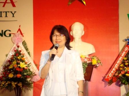 Cô Nguyễn Thị Anh Đào