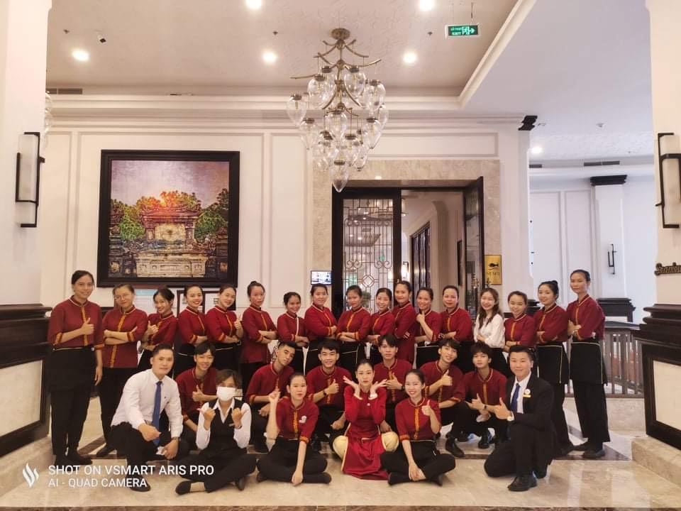 """""""Ngọc đảo Phú Quốc"""" - nơi gắn kết sinh viên Du lịch – Nhà hàng – Khách sạn với doanh nghiệp"""