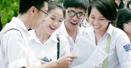 Thông báo tuyển sinh Đại học