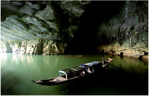 Kết quả hình ảnh cho Vườn quốc gia Phong Nha – Kẻ Bàng được công nhận là Di sản thế giới